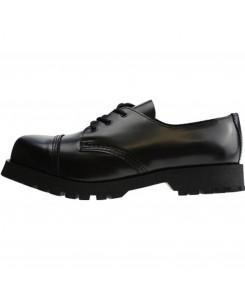 Boots & Braces - 3-Loch schwarz