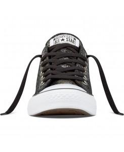Converse - CTAS OX 557981C Black/Black/White