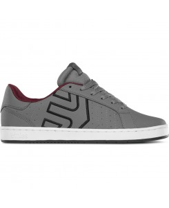 Etnies - Fader LS Grey/Black/Red 035