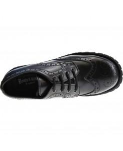 Boots & Braces - Budapester schwarz