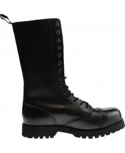 Boots & Braces - 14-Loch Schwarz