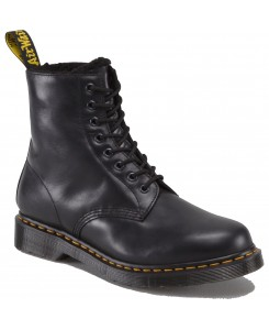 Dr. Martens - Zenon 15648001 Black Polished New Laredo