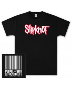CID - Slipknot - People  Shit Schwarz
