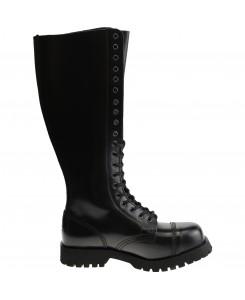 Boots & Braces - 20-Loch schwarz