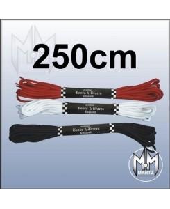 Boots & Braces - Schuhbänder 250 cm (14-Loch)