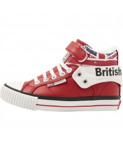British Knights - Roco BKC-3702C-02 Red / Union Jack