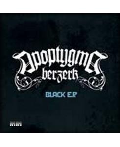 Apoptygma Berzerk - Black E.P.