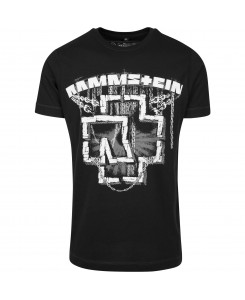 Urban Classics - Rammstein In Ketten Tee RS001 Black