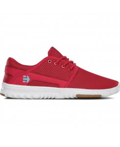 Etnies - Scout W'S Red/White/Gum 4201000297 619