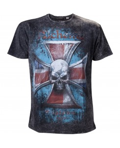 Alchemy England - Alchemy T-Shirt AEA Iron Cross vintage 2635V2