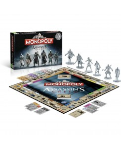 Hasbro - Monopoly - Assassin's Creed 517-089-2016