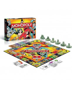 Hasbro - Monopoly - DC Comics 1 Special Edition B27071000
