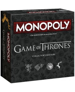 Hasbro - Monopoly - Game Of Thrones Edition 688TNB-270-2017