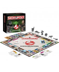Hasbro - Monopoly - Ghostbusters Edition 517-341-2016