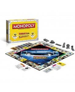 Hasbro - Monopoly - Zurück in die Zukunft Trilogie-Edition 517-096-2016