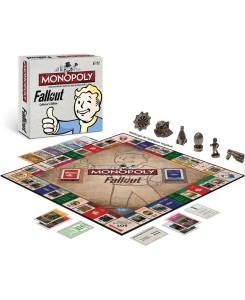 Hasbro - Monopoly - Fallout Collector's Edition 517-131-2016