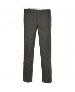 Dickies - Orgnl 873® Slim Straight Work Pant WP873OG Oliv Grün (OG)