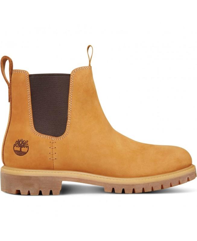 Timberland Men's 6IN PREMIUM Chelsea A1OV9 Wheat Boot Herren