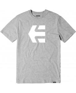 Etnies - Mod Icon S/S Tee 4130002262 Grey/Hthr