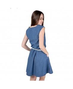 ALIFE AND KICKIN - Scarlett A Dress 22151 denim
