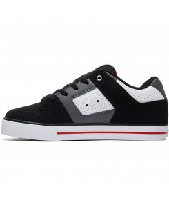 DC - PURE 300660 White/Black/Red (XWKR)