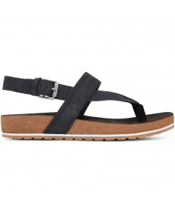 Timberland - Women´s/Femmes A1PGG Malibu Waves Thong Black