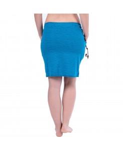 ALIFE AND KICKIN - Lucy A Skirt 22200 smaragd stripes