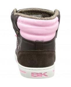 BK - Douglas B32-3675-08 dk.brown/pink