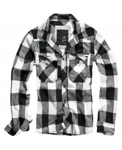Brandit - Checkshirt weiss...