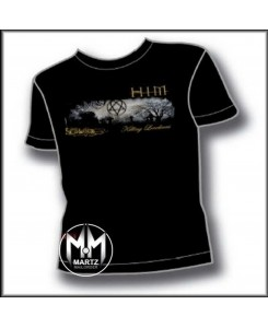 Him - Killing Loneliness T-Shirt