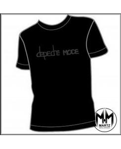 Depeche Mode - Foil Logo T-Shirt