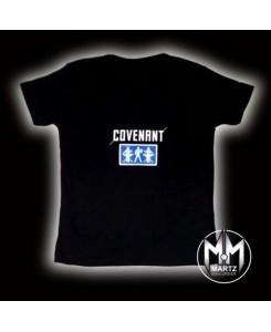 Covenant - Pixelman Girlie-Shirt