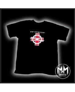 Zeromancer - Cross T-Shirt