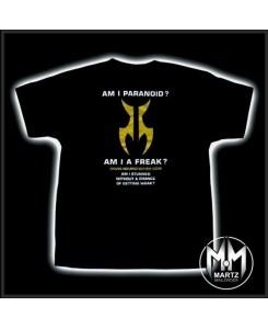 Neuroticfish - Am I Paranoid T-Shirt
