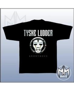 Tyske Ludder - Anonymous T-Shirt