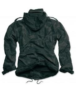 Timberland DV Scar Ridge Parka A1MXW M45 Black Jacke