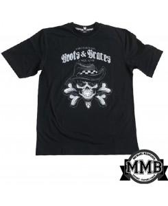 Boots & Braces - Skull II T-Shirt