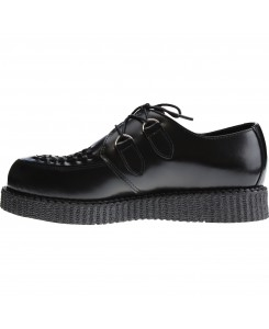 Boots & Braces - Creeper New Schwarz