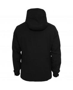 Urban Classics - TB560 black, Chambray Lined Jacket