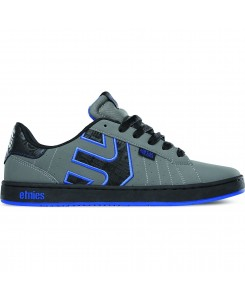 Etnies - Metal Mulisha Fader LS Grey/Black/Royal