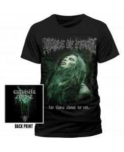 CID - CRADLE OF FILTH - CORPSE Logo T-Shirt