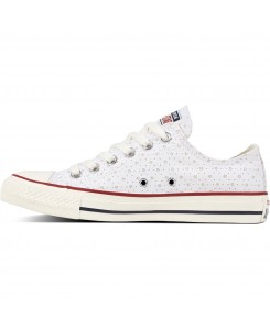 Converse - CTAS OX 160515C White/Garnet/Athletic Navy