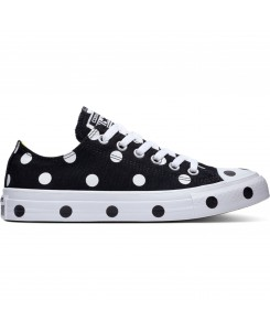 Converse - CTAS OX 560628C BlackWhite/Fresh Yellow