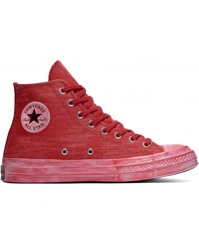 384343e514f3 The Chuck Taylor All Star 70 sneaker is bringing a brand new look to this  vintage style.