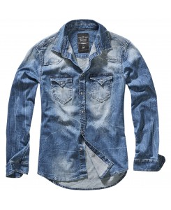 Brandit - Riley Denimshirt...