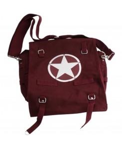 BW Kampftasche - Groß KREIS-WHITE STAR