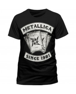 CID - Metallica - DEALER Logo T-Shirt