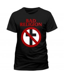 CID - Bad Religion - Crossbuster Logo T-Shirt