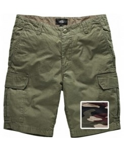 Dickies - 01220065CF New York Short Camouflage