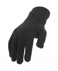 Urban Classics - TB320 Charcoal, Knitted Gloves